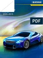 Ford Color Codes 2001-2015