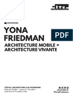 146871 dp yona friedman cite architecture