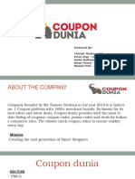 Coupon Dunia