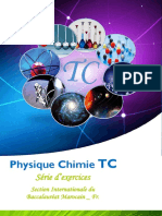 S Ries d Exercices Physique Chimie TC International EL AAMRANI