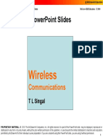 Wireless Communications TLSingal Chapter4 PowerPointSlides Rev0