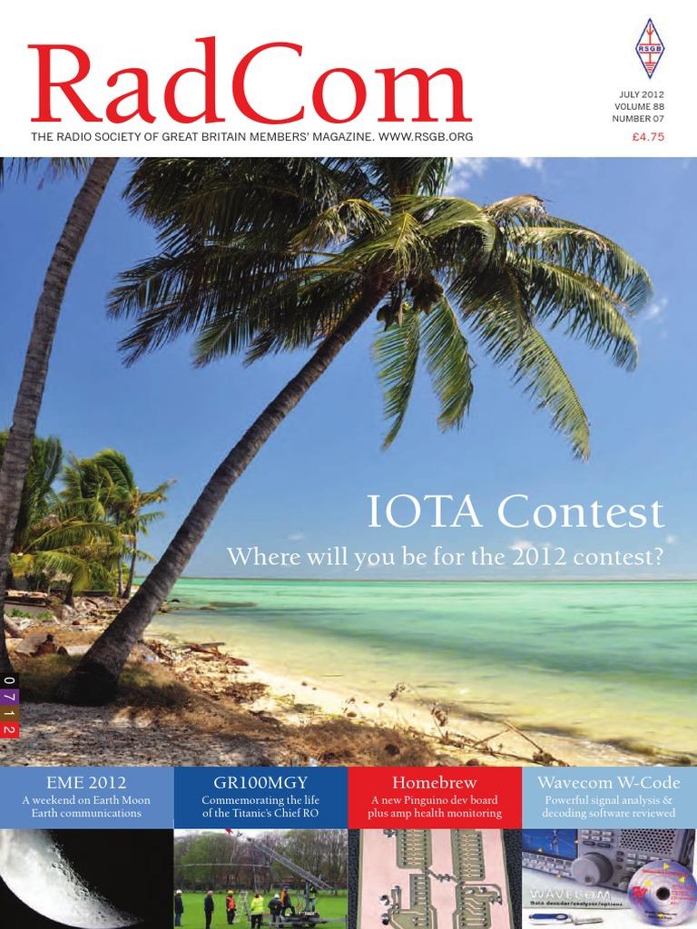 radcom-July-2012 pdf | Wireless | Electronics