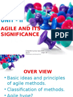 Agile and Its Significance