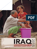 2015 Iraq Humanitarian Response Plan (1)