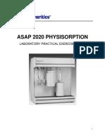 Course - ASAP 2020 Laboratory Practical Exercise Guide