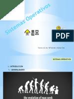 Sistemas Operativos Para Principiantes