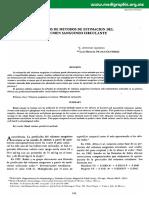 Analisis de Metodos de Estimacion Del Volumen Sanguineo Circulante