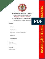 It06 Acesso de Vtr Na Edificacao Estruturas e Areas de Risco