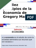 01 Los Diez Principios de La Economía de Gregory Mankiw
