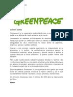 GREEENPEACE ACTV 8