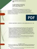 Principales Fuentes Juridicas de La Vacunación
