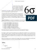 Seis Sigma - Wikipedia, La Enciclopedia Libre