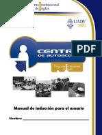 Manual Induccion CAA
