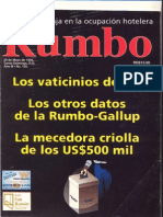 REVISTA RUMBO- 120