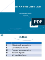 The 2011 ICP at the Global Level