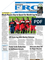 Baltimore Afro-American Newspaper, June 12, 2010