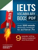 IELTS Vocabulary Booster- Nadin Miles