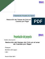 Proyecto CxP