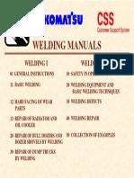 Welding Manuals