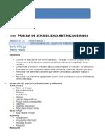 Microbiologia Medica MED403P11 Mesa 2 POS01 Antibiograma