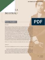 Valery Sobre Mistral