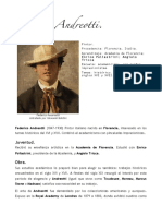 ANDREOTTI, Federico