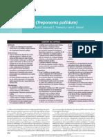 Sífilis (Treponema Pallidum)