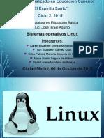 Diapositivas de Linux (3)