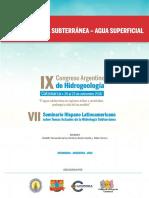eBook. Relación Agua Subterránea - Superficial