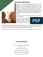 Biografía de Alberto Ureta