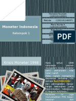 Moneter Indonesia