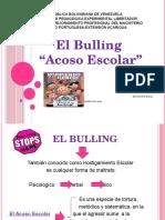 Diapositivas Sobre El Bulling