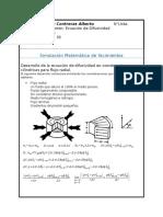 Ecuación de Difusividad