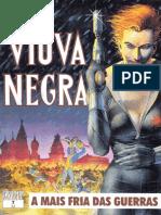 Graphic Marvel 07 - Viuva Negra - A Mais Fria Das Guerras