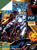 Graphic Marvel 14 - Surfista Prateado - Os Escravistas-1