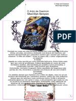 Sherrilyn Kenyon - O Anjo de Daemon (Tiamat-World)