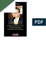 EL+NARCOTRAFICANTE+Nº+82+ALVARO+URIBE+VELEZ+-PRESIDENTE+DE+COLOMBIA