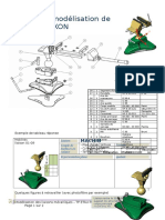 Modelisation ETAU PROXON RAPPORT.doc