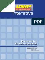 Planejamento e Controle de Estoques_Unidade I(1)