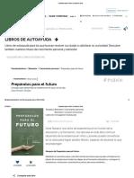 Prepáralos Para El Futuro _ Planeta de Libros