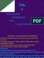 TIK KELAS 5