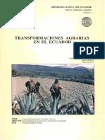 Trasnformaciones agraria en el Ecuador.pdf