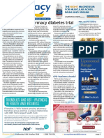 Pharmacy Daily for Wed 19 Oct 2016 - Pharmacy diabetes trial, NSW publications list, US professional services push, Health and Beauty and much more