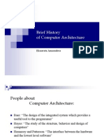 Computer Arch 2005