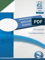 Harmonia Aplicada Na Musica Popular
