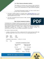 Evidencia 2 - Taller, Cubicaje Contenedores Marítimos