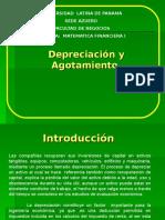 Depreciacion Agotamiento y Evaluacion Economica Despues Impuestos Presentacion Powerpoint