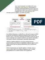 auditoria financiera conceptos