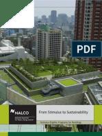 NALCO From Stimulas to Sustainability