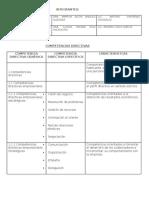 Competencas Directivas Diplomado Modulo 2